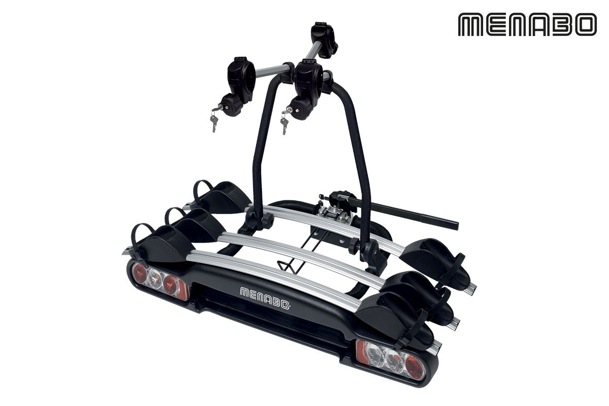Nosič pro 3 kola na tažné zařízení WINNY PLUS, MENABO