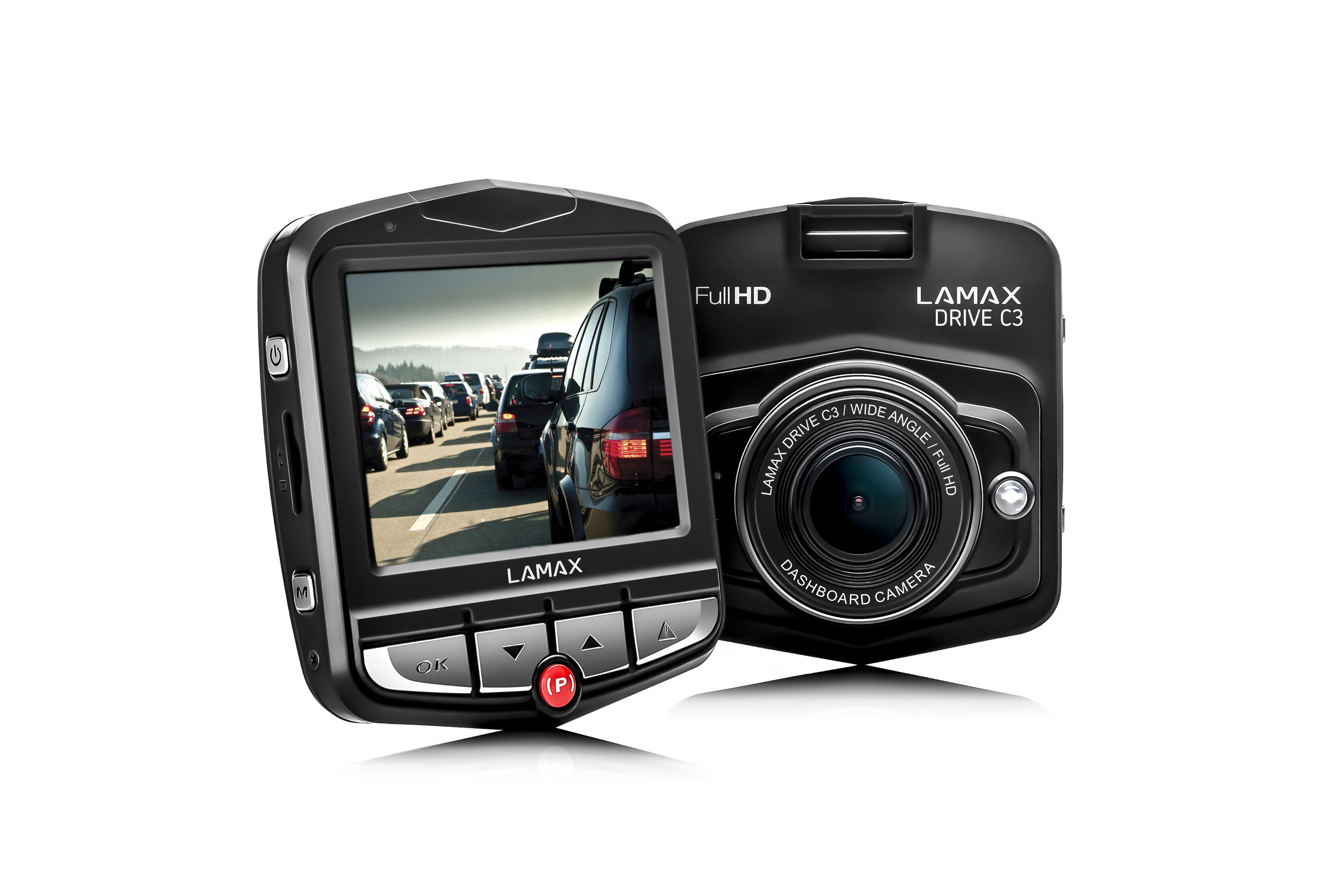 Palubní kamera Lamax drive C3