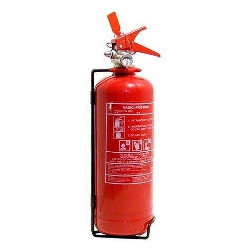 Hasicí přístroj práškový, 2 kg, ABC, COMPASS
