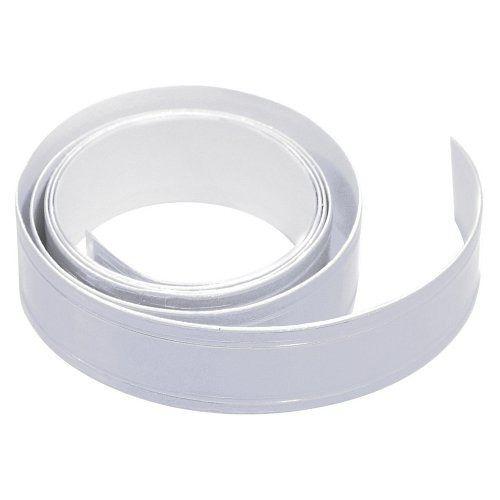 Samolepící páska reflexní 2cm x 90cm, stříbrná
