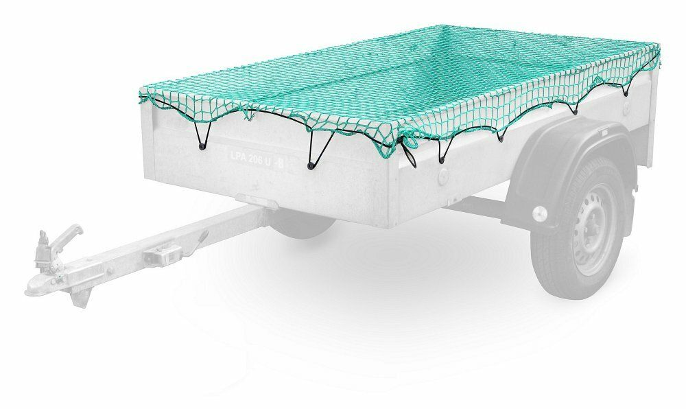 Síť na přívěsný vozík 1,5x2,2m, COMPASS