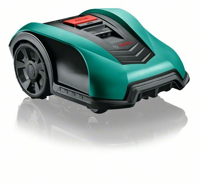 Robotická sekačka na trávu Bosch Indego 350 Connect, 06008B0100