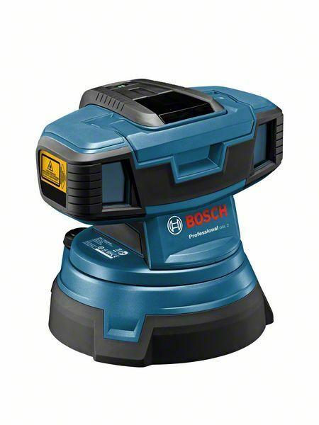 Čárový laser Bosch GSL 2 Professional, 0601064001