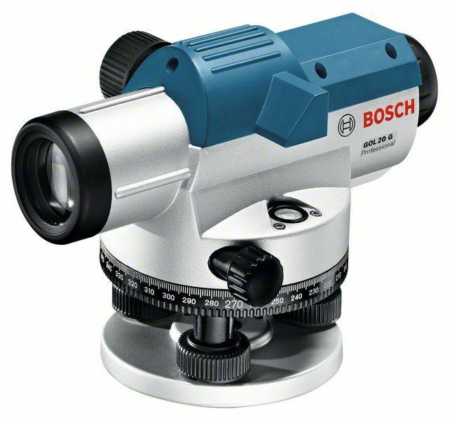 Optický nivelační přístroj Bosch GOL 20 G Professional, 061599404P
