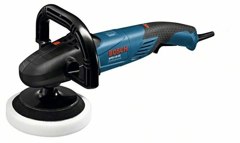 Leštička Bosch GPO 14 CE Professional, 1400W, 750-3000 ot/min, 2,5kg, 0601389000