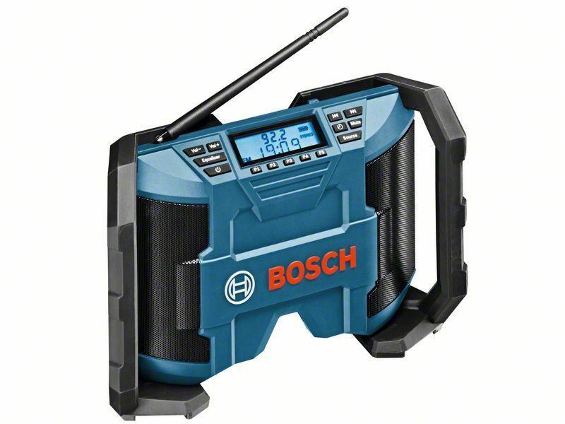 Aku rádio Bosch GPB 12V-10 Professional - bez baterie, 0601429200
