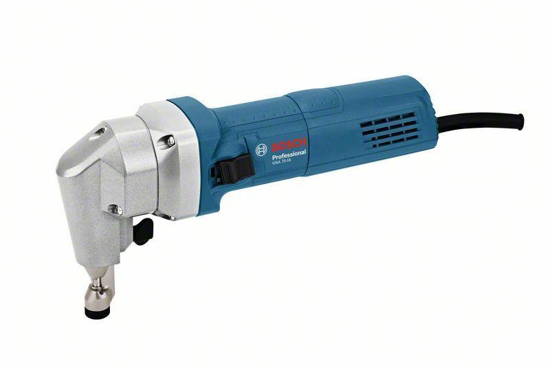 Elektrický prostřihovač plechu Bosch GNA 75-16 Professional, 750 W; - předváděcí kus