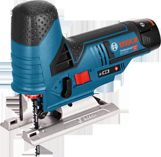 Aku kmitací pila Bosch GST 12V-70 Professional, 06015A1005