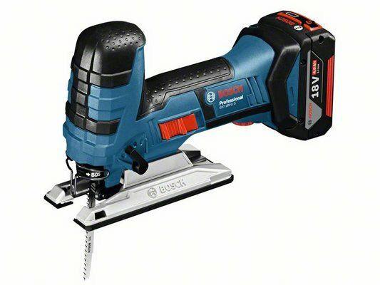 Aku kmitací pila Bosch GST 18 V-LI S Professional - bez baterie a aku, 06015A5100