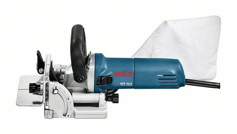 Frézka na drýžky plochých čepů Bosch GFF 22 A Professional, 0601620070