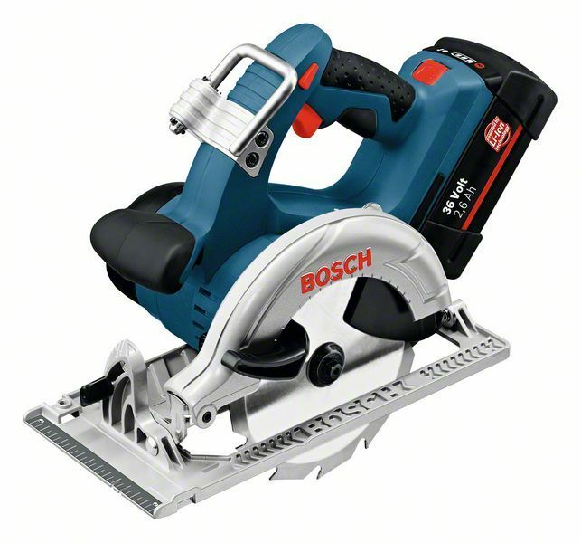Aku okružní pila Bosch GKS 36 V-LI Professional, 0601673R02