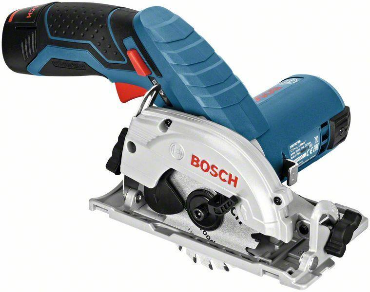 Ruční okružní pila Bosch GKS 10,8 V-LI Professional -bez baterie, 06016A1001