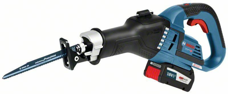 Akumulátorová pila ocaska 18V 2x5,0Ah Bosch GSA 18V-32 Professional