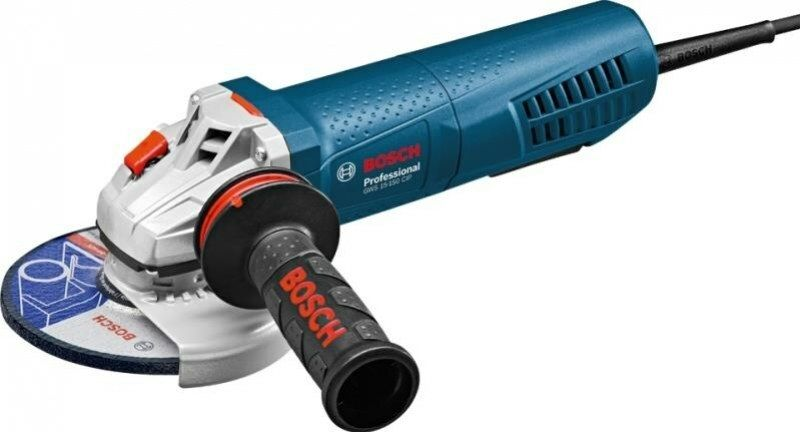 Malá úhlová bruska Bosch GWS 15-150 CIP Professional, 1.500 W, 0601798202
