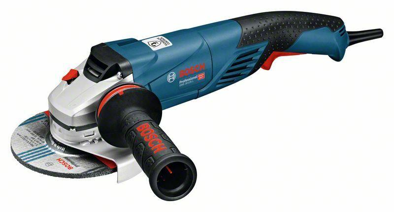 Malá úhlová bruska Bosch GWS 18-125 L Professional, 06017A3000