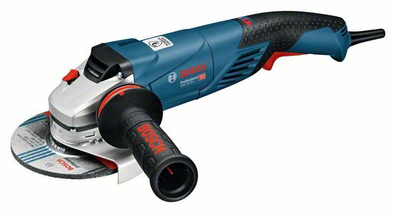 Malá úhlová bruska Bosch GWS 18-125 SL Professional, 06017A3200
