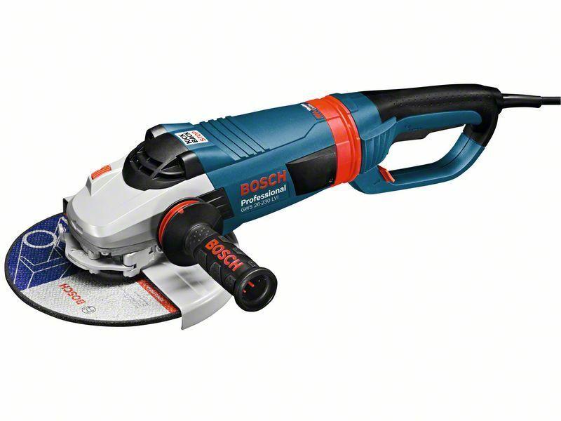 Úhlová bruska Bosch GWS 26-230 LVI Professional, 0601895F04