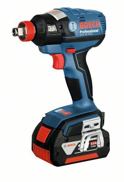 Aku rázový utahovák Bosch GDX 18 V-EC Professional, 06019B9100