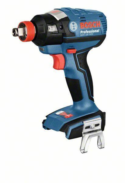 Aku rázový utahovák Bosch GDX 18 V-EC Professional - bez baterie, 06019B9102