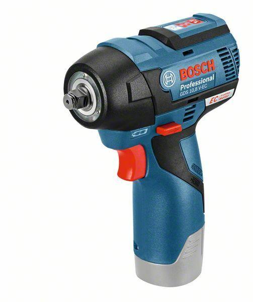 Aku rázový utahovák Bosch GDS 10,8 V-EC Professional - bez baterie, 06019E0101
