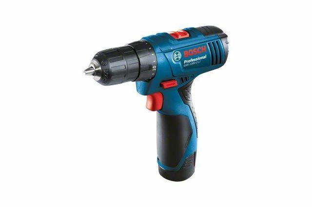 Aku vrtací šroubovák Bosch GSR 1080-2-LI Professional, 06019E2000