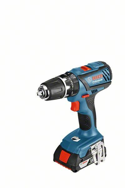 Aku kombinovaný šroubovák Bosch GSB 18-2-LI Plus Professional, 06019E7121