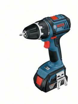 Aku vrtací šroubovák Bosch GSR 18 V-EC Professional, 06019E8105