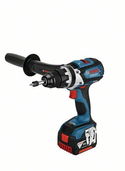 Aku vrtací šroubovák Bosch GSR 14,4 VE-EC Professional (2x aku + nabíječka), 06019F1001