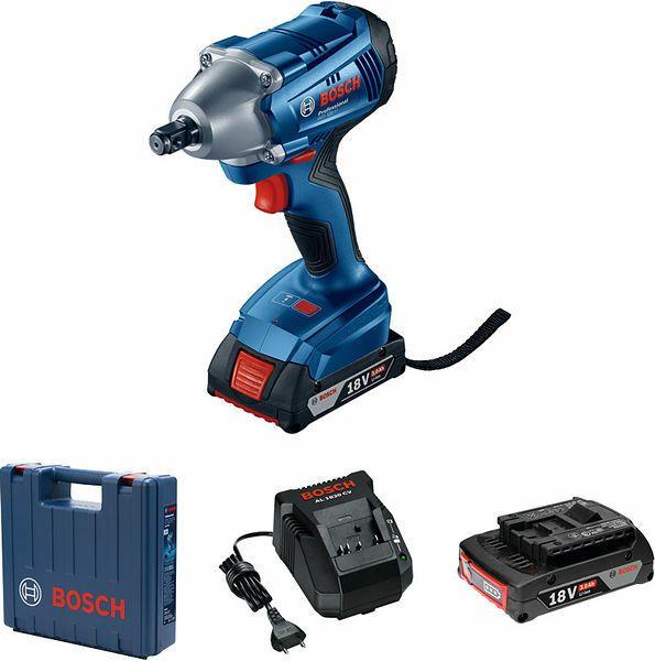Aku rázový utahovák Bosch GDS 250-LI Professional, 06019G6120