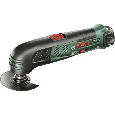 Akumulátorové multifunkční nářadí Bosch PMF 10,8 LI, 1x aku, 0603101925