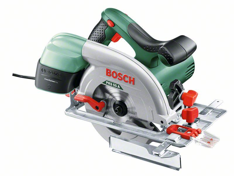 Ruční okružní pila Bosch PKS 55A, 0603501020