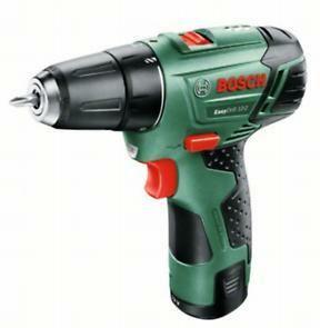 Aku vrtací šroubovák Bosch EasyDrill 12-2, 2,5 Ah, 060397290V