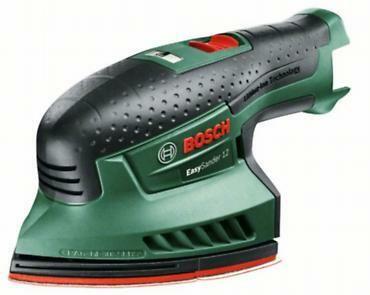 Aku multibruska Bosch EasySander 12 (bez akumulátoru a nabíječky), 060397690B