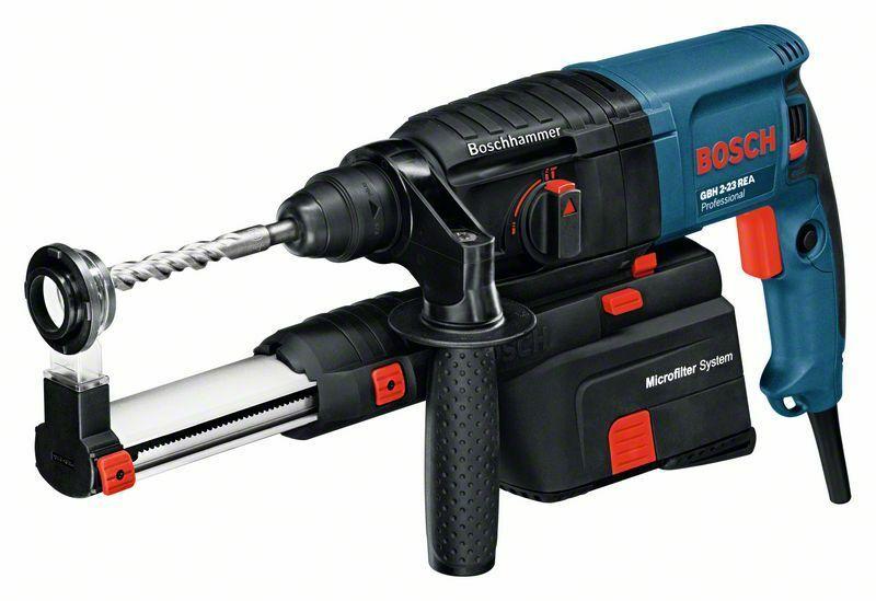 Vrtací kladivo s SDS-plus Bosch GBH 2-23 REA Professional, 0611250500