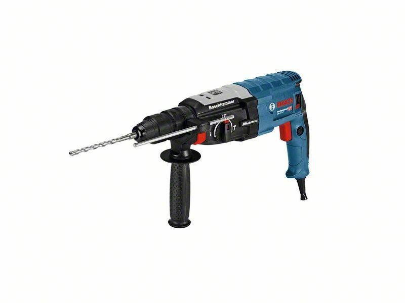 Vrtací kladivo Bosch GBH 2-28 F Professional, SDS-plus, L-BOXX, odsávání, 0611267603