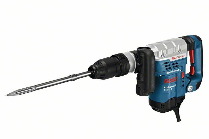 Sekací kladivo s SDS-max Bosch GSH 5 CE Professional, 0611321000
