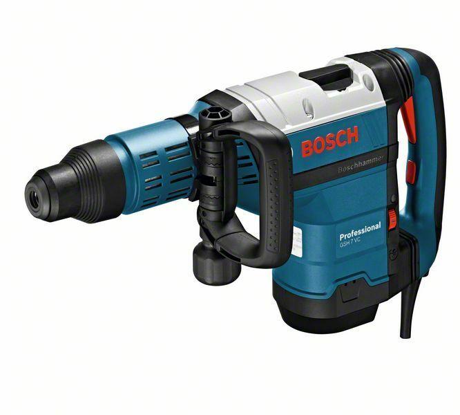 Sekací kladivo s SDS-max Bosch GSH 7 VC Professional, 0611322000