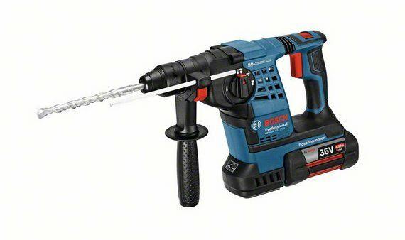 Aku vrtací kladivo Bosch GBH 36 V-LI Plus Professional, 0611906003