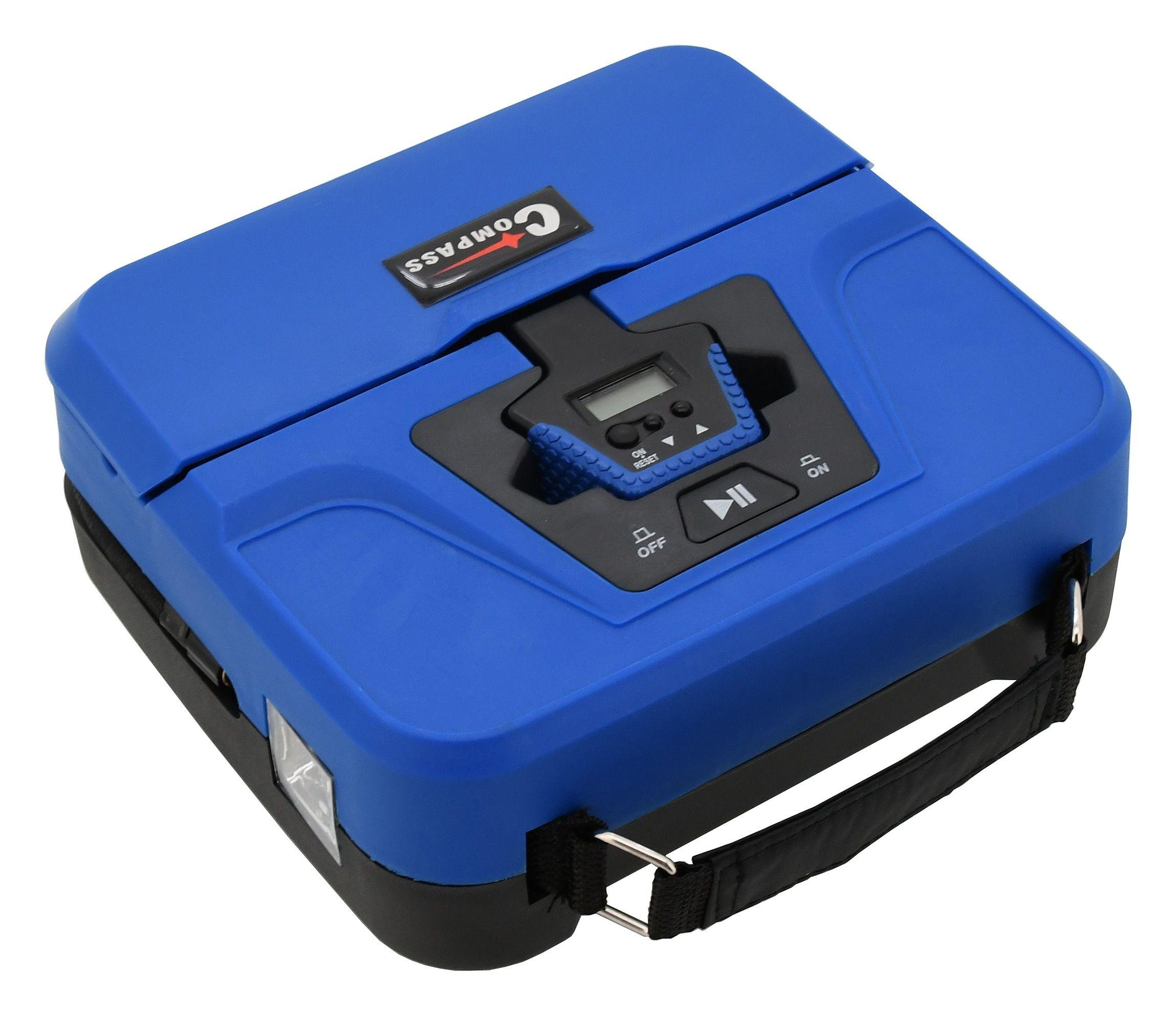 Kompresor 12V BOX digitální 3in