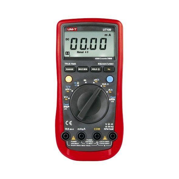 Multimetr UNI-T UT109
