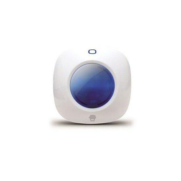 Alarm domovní bezdrátový GSM 2D06 - blikající siréna
