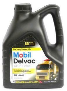 Motorový olej Mobil Delvac XHP Extra 10W40 4L