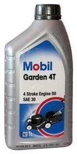 Motorový olej Mobil Garden 4T 1L