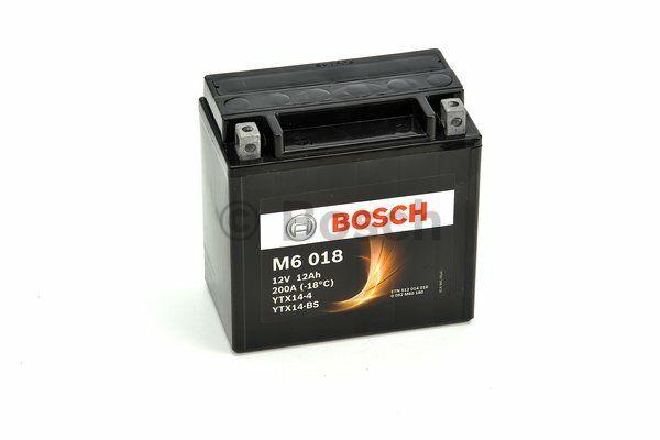 Baterie Bosch M6 12V 12Ah 0092M60180, BOSCH