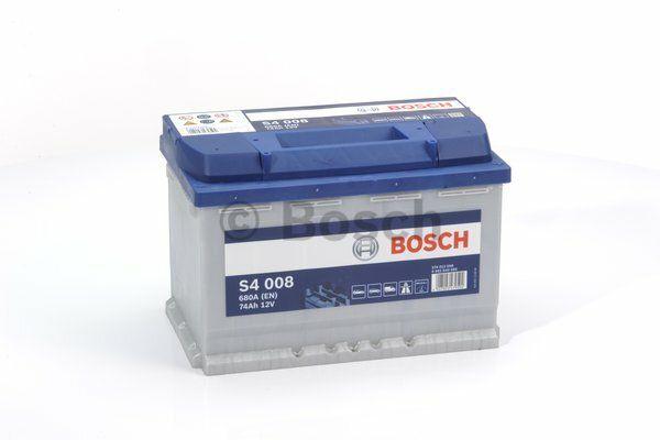 Baterie Bosch S4 12V 72Ah 0092S40070, BOSCH