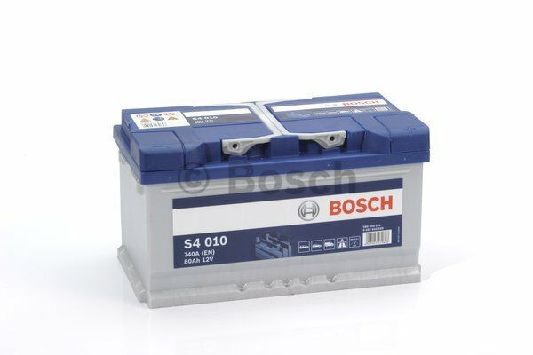 Baterie Bosch S4 12V 80Ah 0092S40100, BOSCH