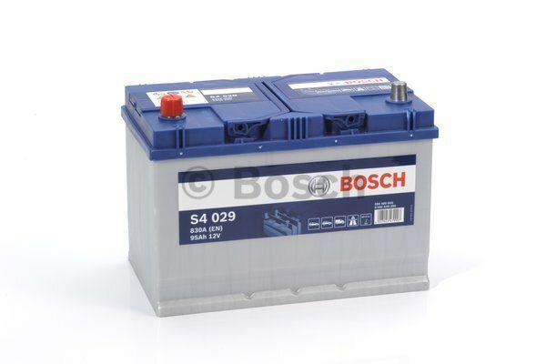 Baterie Bosch S4 12V 95Ah 0092S40290, BOSCH