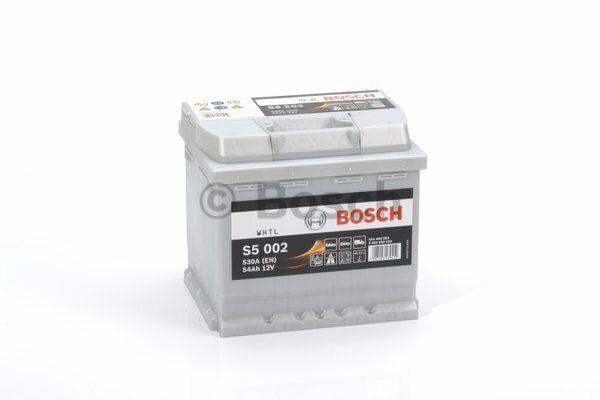 Baterie Bosch S5 12V 54Ah 0092S50020, BOSCH