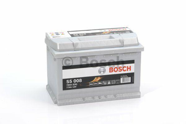 Baterie Bosch S5 12V 77Ah 0092S50080, BOSCH