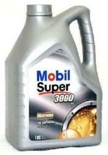 Motorový olej Mobil Super 3000 X1 5W40 5L